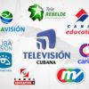 Canales de television en Cuba