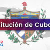Constitucion de Cuba 2019