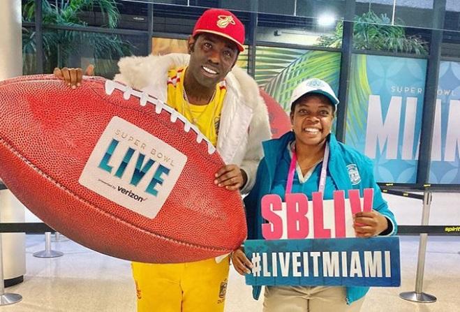 Chocolate MC, reguetonero cubano, estará en el Super Bowl