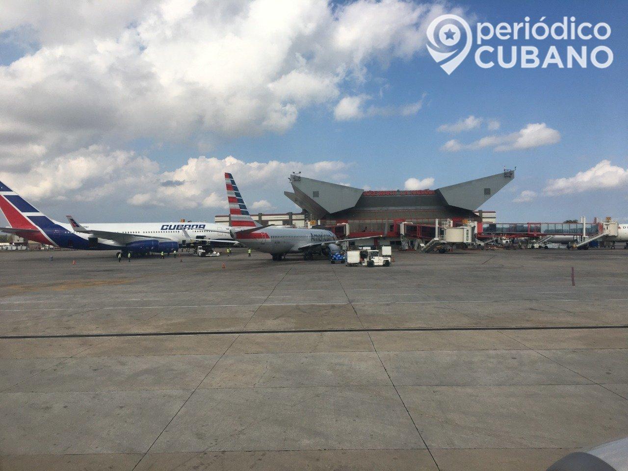 Estados Unidos prohíbe los vuelos chárter a los aeropuertos cubanos a excepción de La Habana