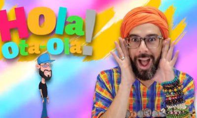 Alex Otaola en su exitoso programa Hola! Ota-Ola