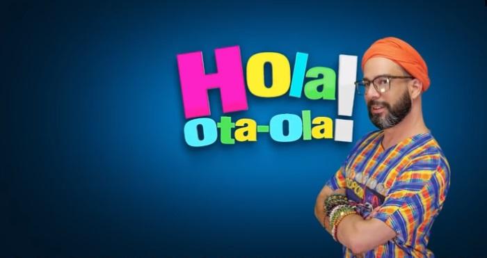 Alex Otaola en su programa Hola! Ota-Ola