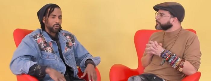 """Otaola entrevista a Yotuel Romero de Orishas tras el estreno de su exitoso tema """"Ojalá pase"""""""