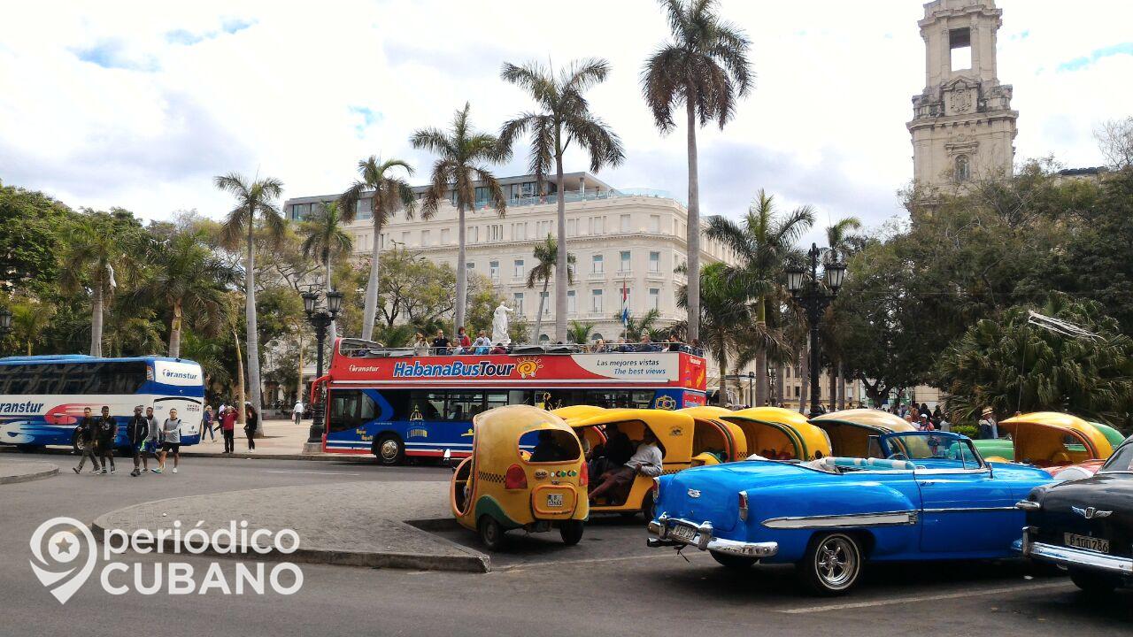 Estadísticas oficiales: El turismo a Cuba disminuyó un 9,3% en 2019