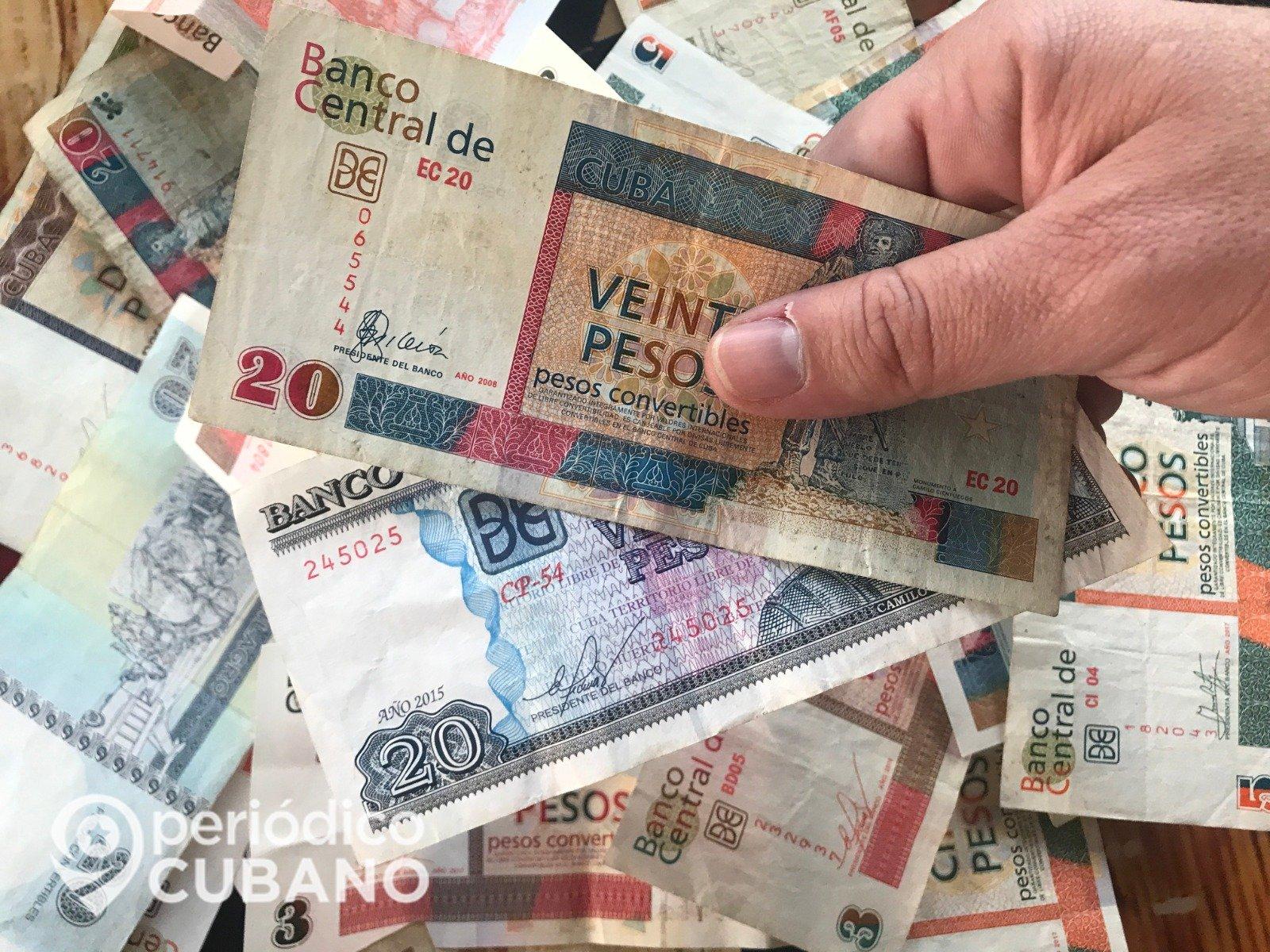 Unificacion monetaria en Cuba. Pesos cuabnos y CUC