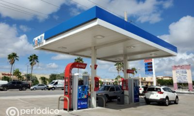 Hialeah: Capturan a un cubano por robar gasolina con tarjetas de créditos falsas
