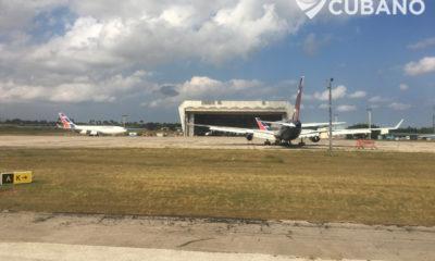 Cubanos se apresuran a viajar antes de la suspensión de los vuelos chárter
