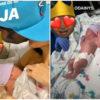 Chocolate MC anuncia el nacimeinto de su hija y comparte la primera imagen de la pequeña en sus redes sociales