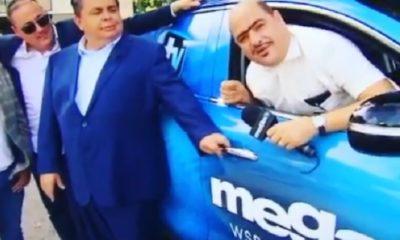 Andy Vázquez estará en el nuevo show de Carlucho en Maga y Univista TV