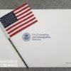 USCIS cambia el sello adhesivo que extiende la validez de la Green Card