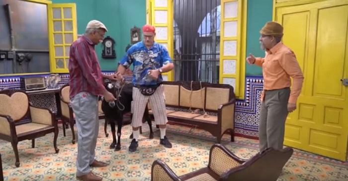 Pánfilo, Chequera y Ruperto complican las cosas en el nuevo episodio de Vivir del Cuento