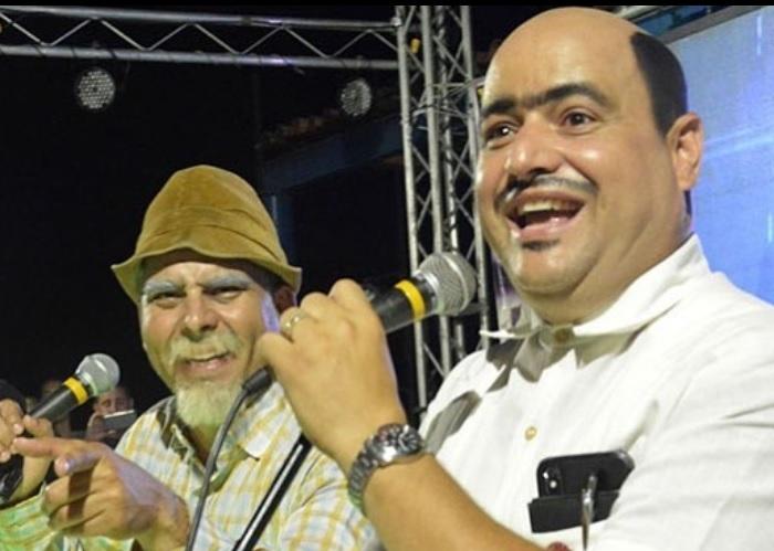 Pánfilo y Facundo, humoristas cubanos
