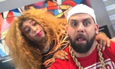 """El humorista cubano Javier Berridy estrena nueva parodia titulada """"El travesti"""""""