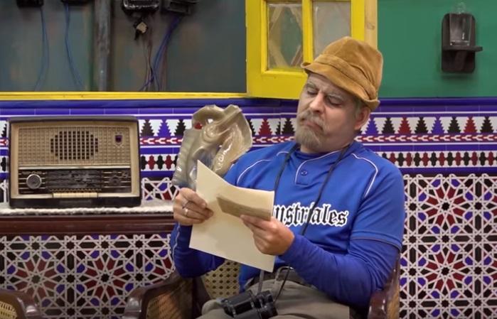 Pánfilo visita el estadio Latinoamericano en el nuevo episodio de Vivir del Cuento