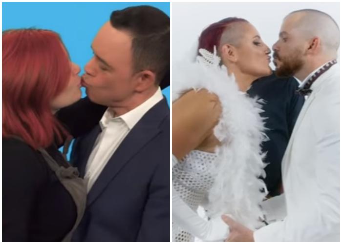 Alexis Valdés y Claudia participan en el nuevo video de e Bea y Ángel Pututi