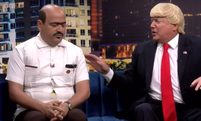 Facundo Correcto se reúne con Donald Trump (+VIDEO)