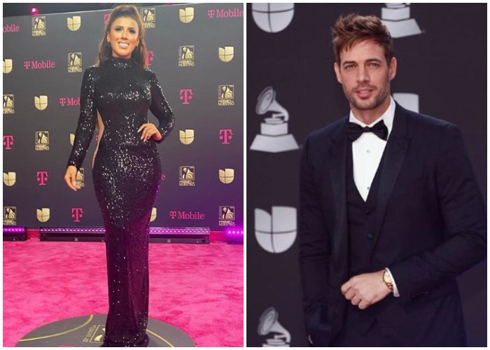 Despiertan rumores sobre un posible romance entre William Levy y Yahaira Plasencia