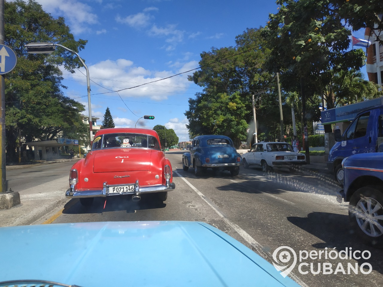 Servicio de somatón a los vehículos cubanos se puede reservar por Internet