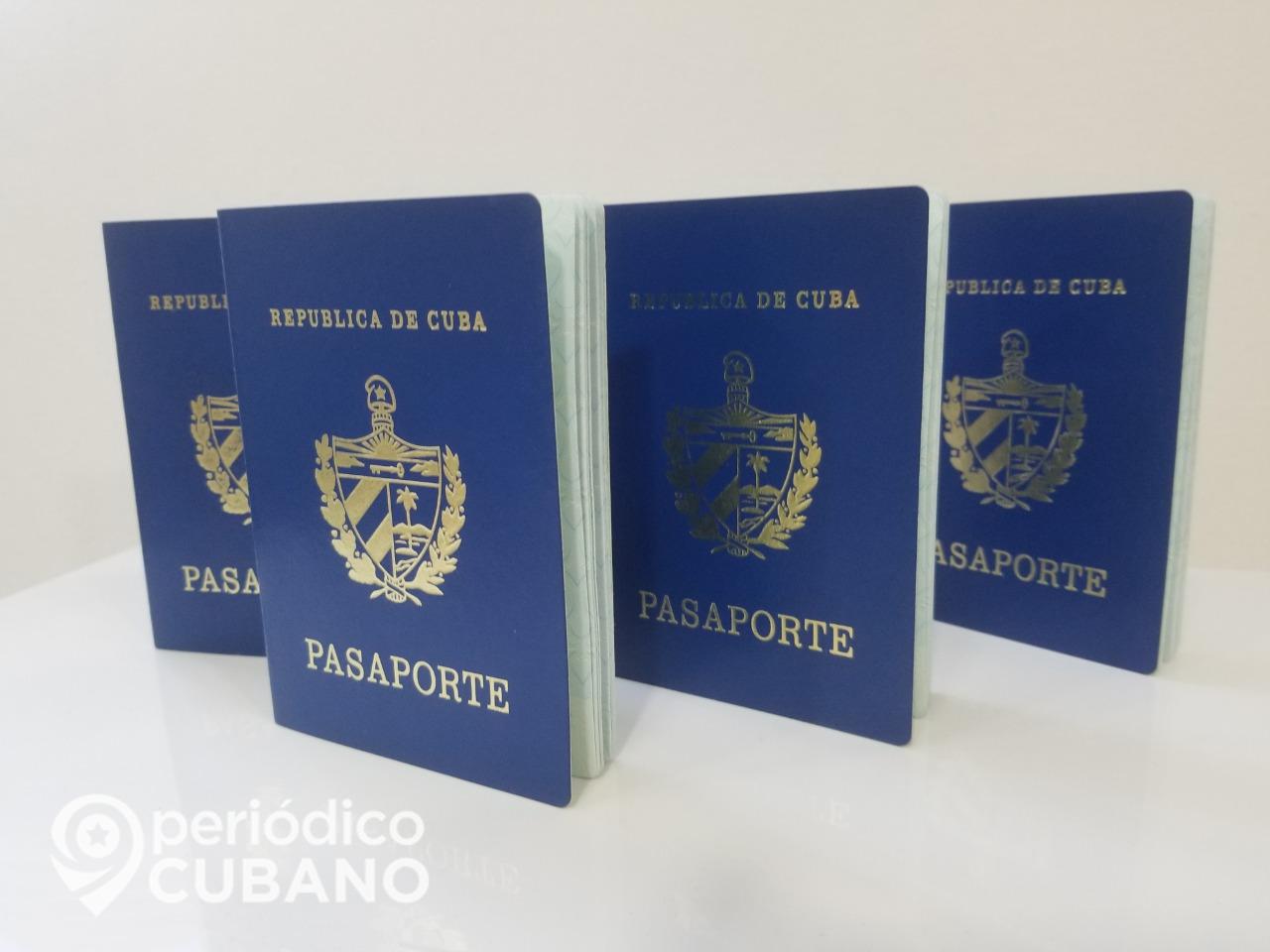 Otaola informa que el gobierno cubano rebajará el precio del pasaporte