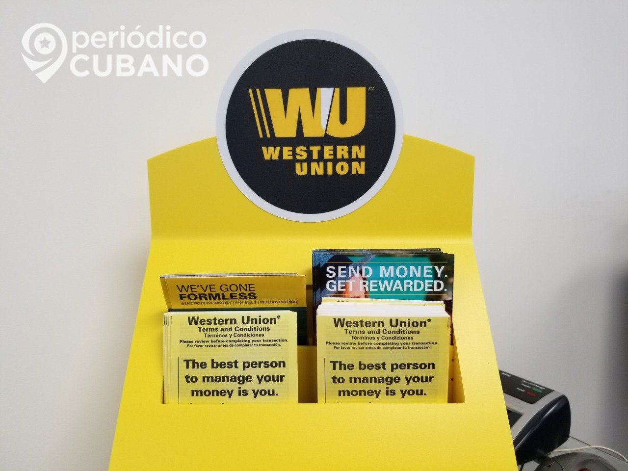 Western Union planea suspender envío de remesas a Cuba con excepción de EEUU