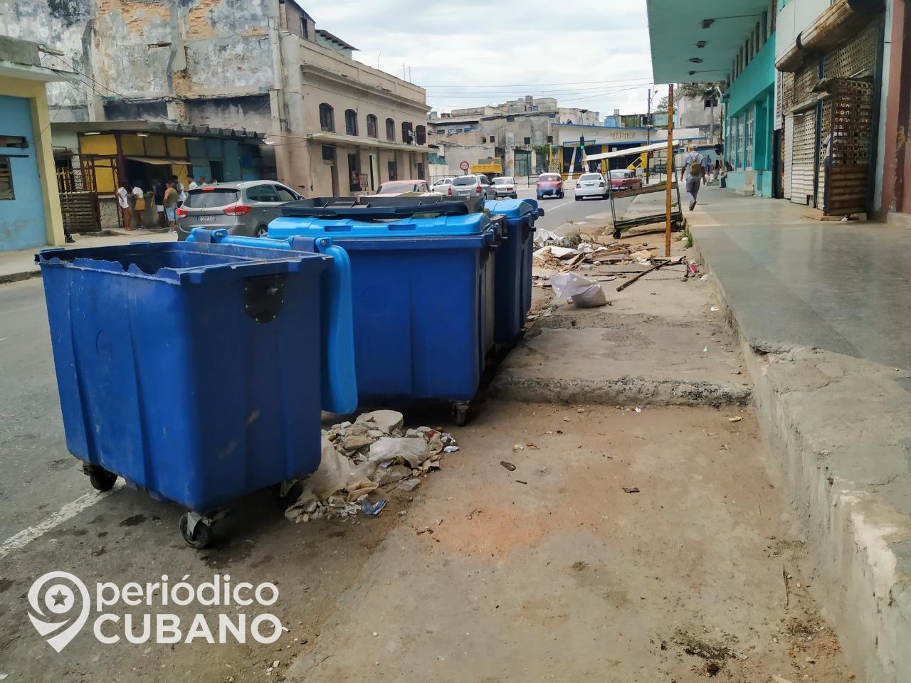Impondrán multas de hasta 3 mil pesos por arrojar escombros en La Habana
