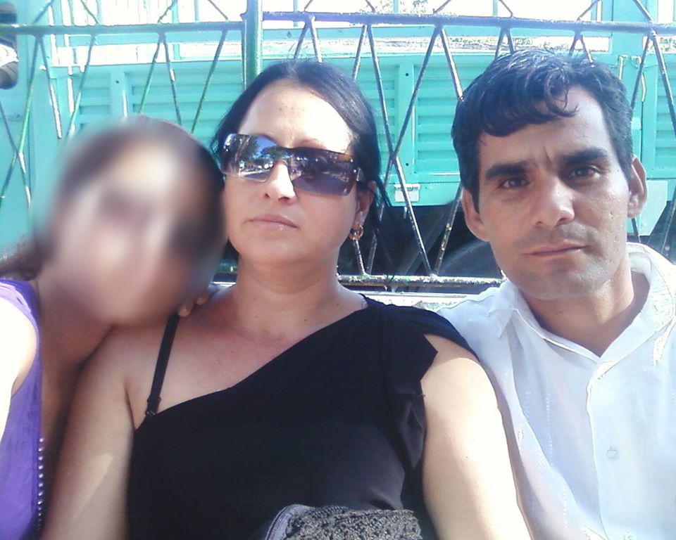 Ditsander Mayo Segura expolicia cubano