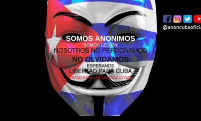 Hackean la página de la Facultad de Física de La Universidad de La Habana con mensajes en contra del gobierno Díaz-Canel