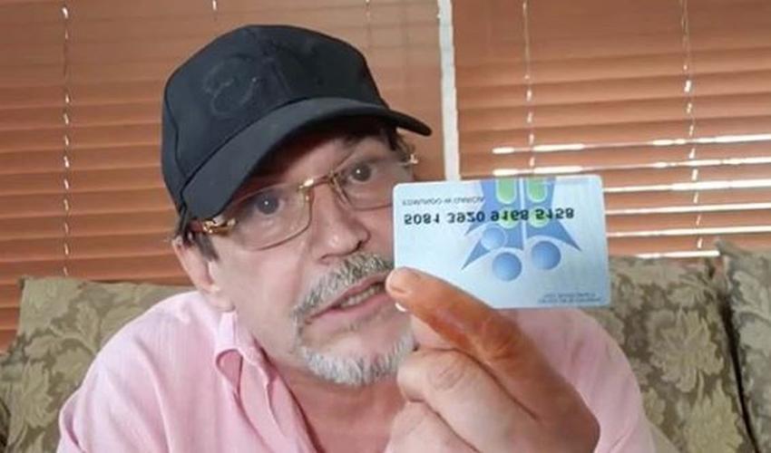 Edmundo García se mantiene en Miami gracias a los bonos de comida del gobierno de EEUU