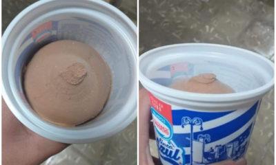 """Denuncian al gobierno cubano por vender potes de helado """"por la mitad"""""""