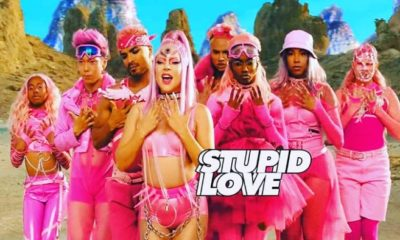 Lady Gaga estrena su nuevo video Stupid Love
