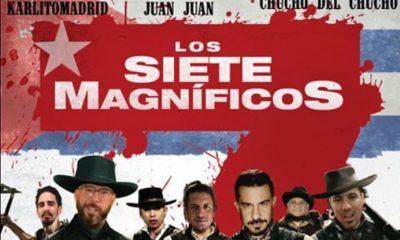 """Otaola, Karlitos Madrid, Roberto San Martín, Eliecer Ávila, Chucho del Chucho, Ultrack y Juan Juan, son calificados por los usuarios como """"Los Siete MagnÍficos"""""""