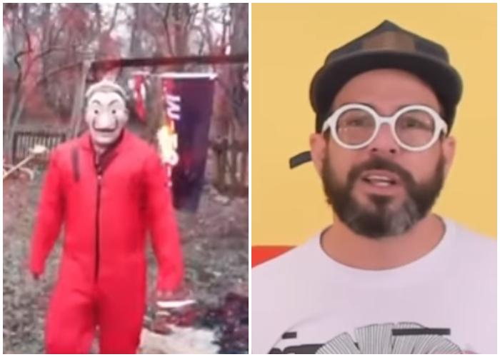 Otaola hace público el llamado del youtuber Ultrack de quemar banderas del 26 de julio