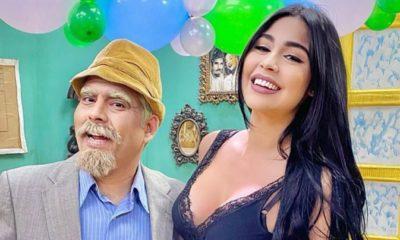 La joven cubana Daniela Reyes participará en el próximo capítulo del programa humorístico Vivir del Cuento