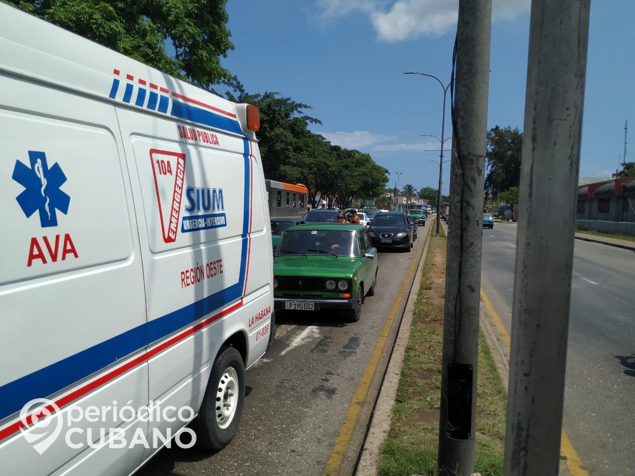 Accidente masivo del tránsito en Baracoa provoca 2 fallecidos y 20 heridos