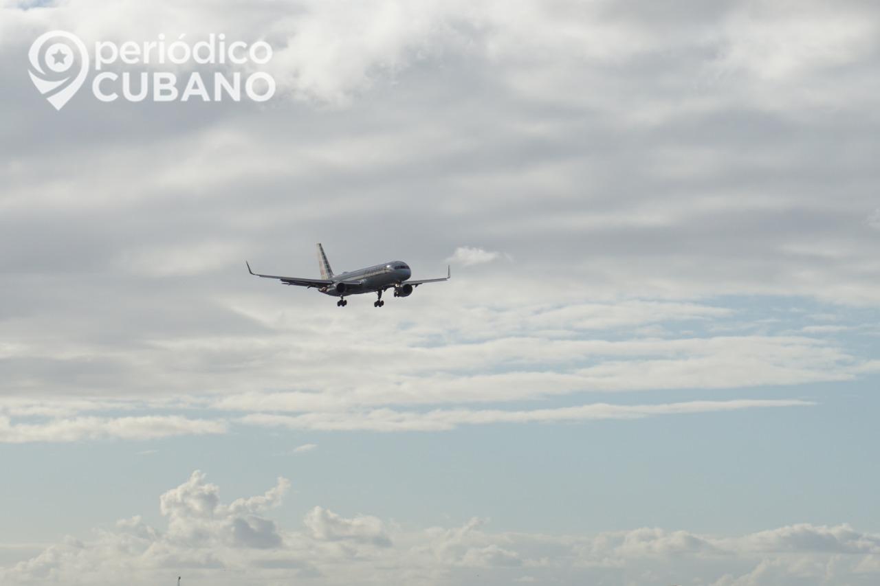 Canadá comienza suspensión de vuelos a Cuba por el coronavirus