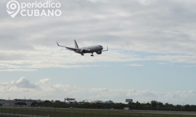 Entra en vigor la prohibición de vuelos chárter directos desde Miami a las provincias cubanas