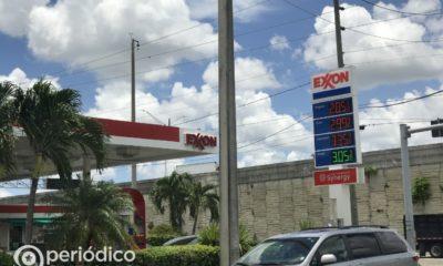 Florida pronostican bajada en los precios de la gasolina por el coronavirus