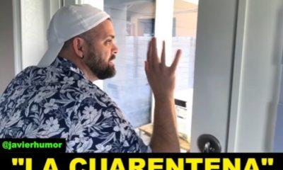 Javier Barridy se inspira en los días de cuarentena para su nueva parodia musical