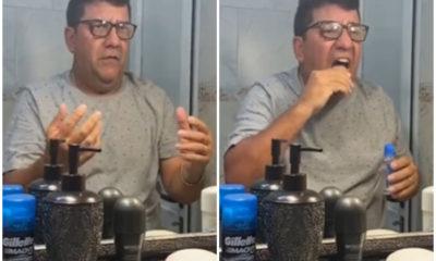 Otto Ortiz encuentra la solución a sus problemas con su esposa gracias al gel antibacterial