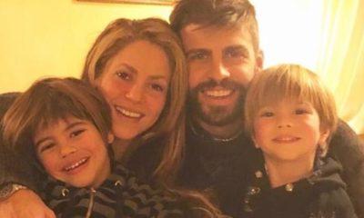 Shakira y su familia se quedan en casa para prevenir el coronavirus