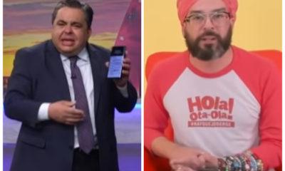 Otaola envía mensaje a Carlucho tras su entrevista a Lenier Mesa y El Chacal