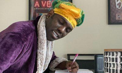 Chocolate MC se inspira en escribir nuevos temas musicales durante el aislamiento