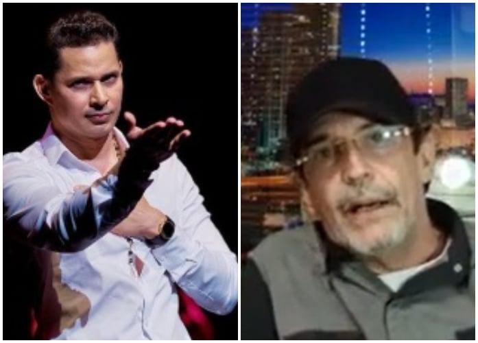 Edmundo García arremete contra el cantautor cubano Leoni Torres