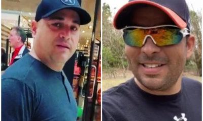 Andy Vázquez y Luis Silva comaprten en as redes sociales mensajes de felicitación a todas las mujeres