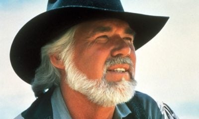 Kenny Rogers, actor y cantante de música country