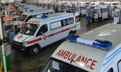 China donará ambulancias a Cuba