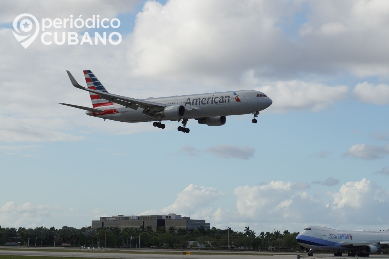 American Airlines planea reiniciar vuelos hacia América Latina en junio