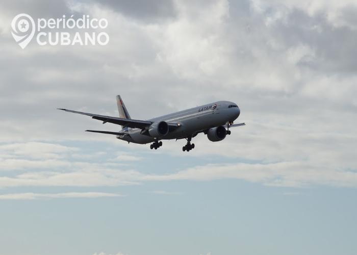 Vuelos de repatriación para cubanos