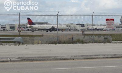 Avión de Delta en emergencia arroja combustible sobre colegios de Los Ángeles