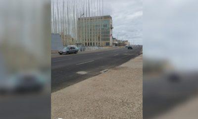 Emabaja de EEUU en La Habana